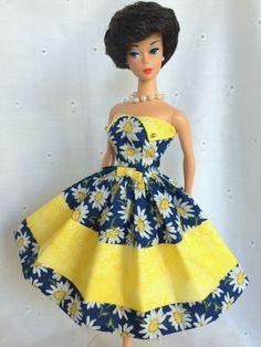 Handmade OOAK Dress For Vintage