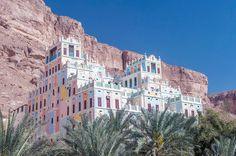Wadi Doan, Iêmen.