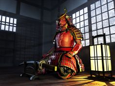 Seppuku- Seppuku was part of the Bushido code. Seppuku is a form of suicide, performed by the Samurai himself/herself. It is disembowelment, done out of honor and loyalty. It was used as a way to restore honor to the Samurai. Ronin Samurai, Samurai Warrior, Samurai Swords, Japanese Warrior, Japanese Sword, Katana, Japanese Culture, Japanese Art, Medieval Combat