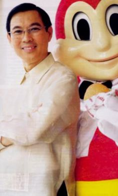 Most successful business in the Philippines Most Successful Businesses, Jollibee, Philippines, Fictional Characters, Moscow, Fantasy Characters