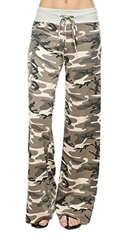 a545ac36996e Yayun Yayu Womens High-Waist Drawstring Lounge Polka Dots Wide Leg Pants