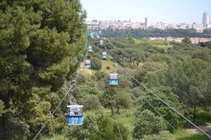 Madrid Cable Car Madrid, Spain, Cable, Fotografia, Cabo, Electrical Cable, Spanish, Wire