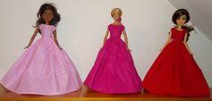 Prom Dresses, Formal Dresses, Barbie, Fashion, Hip Bones, Dresses For Formal, Moda, Formal Gowns, Fashion Styles