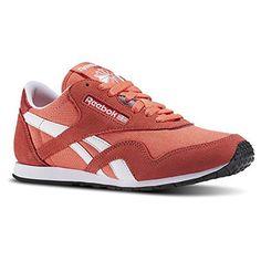 Reebok Women s Classic Nylon Slim HV Running Shoe 048ba76bc