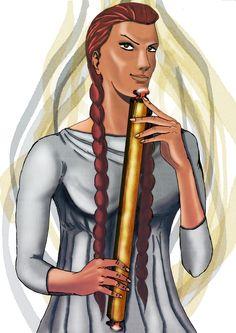 Merida, a character from the dark epic fantasy novel Storm Dancer by Rayne Hall. Art by Farly Datau. Merida, The Darkest, Dancer, Novels, Princess Zelda, Fan Art, Illustrations, Fictional Characters, Illustration
