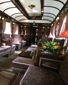 Luxury Train Travel in Europe - Enjoying the Perks Europe Train Travel, Europe Travel Guide, Travel Destinations, Istanbul, Simplon Orient Express, Piano Bar, Trains, Ticket To Ride, Rail Car