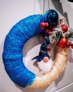 4th Of July Wreath, Wreaths, Ideas, Home Decor, Christmas Ornaments, Home, Decoration Home, Door Wreaths, Room Decor