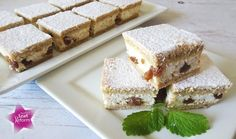 Nyomtasd ki a receptet egy kattintással Paleo Dessert, Diabetic Recipes, Diet Recipes, Cake Cookies, Tiramisu, Feel Good, Sweet Treats, Pudding, Cheese
