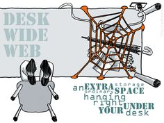 Desk Wide Web by harinezumi. Check it out on Desall.