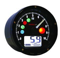 Koso TNT-01S Speedometer – Lossa Engineering