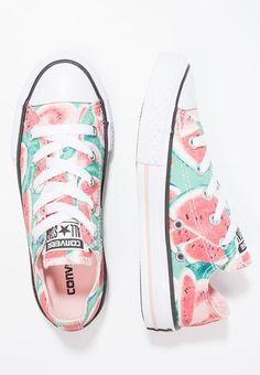 494829600eba61 Converse CHUCK TAYLOR ALL STAR WATERMELON - Sneaker low - vapor pink green  glow