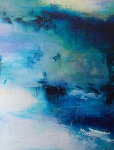 "Saatchi Online Artist Clara Rossy; Painting, ""Gelida i Emboirada - "" #art"