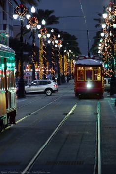 Christmas in New Orleans by Bjorn Christian Finbraten New Orleans, Christmas Time, Cool Girl, Around The Worlds, Street View, Christian, City, Pictures, Photos