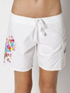 O'Neill Scarlett women's floral embroidered boardshorts O'Neill. $42.00