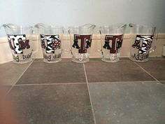 Have a ring dunk party with all your friends and custom painted pitchers!