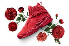 New Release Date: Air Jordan 8 WMNS Valentine's Day