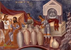 THE WEDDING AT CANA DETAIL 2