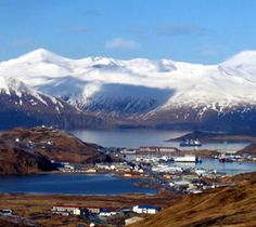 Unalaska, Alaska. beautiful view!