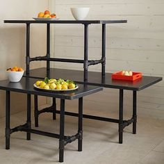 West Elm Design Workshop Metal Top...   $1,299.00