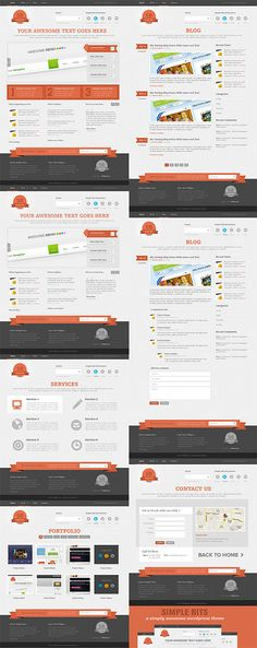 The Best Of 2011: Trendy Web Designs From Deviantart  Photo