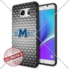 NEW Mount St. Mary's Mountaineers Logo NCAA #1343 Samsung Note 5 Black Case Smartphone Case Cover Collector TPU Rubber original by ILHAN [Triangle] ILHAN http://www.amazon.com/dp/B0188GP3LI/ref=cm_sw_r_pi_dp_gONvwb01XF4JQ