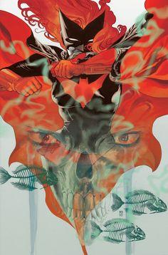 Batwoman #1 by J.H. Williams III