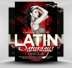 Collection of Premium Like free Party Flyer PSD