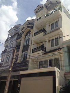 Nhà bán kdc Nam Long Phú Thuận quận 7 xây 3 lầu 4,8 tỷ nội thất toto - Cho thuê nhà nguyên căn quận 7,Biệt thự cho thuê quận 7,căn hộ cho thuê quận 7
