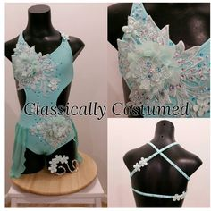 Lyrical / Contemporary - Classically Costumed