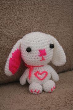 Pletený zajko