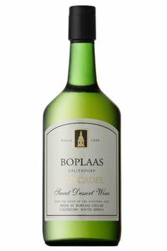 Boplaas Muscadel (Vin Dessert) (16$)