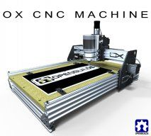 OpenBuilds OX CNC Machine