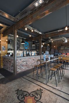 BrewDog (Glasgow,UK) | CM DesignConsultants | Shortlisted for Best UK Multiple Bar or Club | 2012 Restaurant and Bar Design Awards