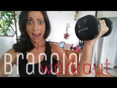 braccia toniche   workout - YouTube