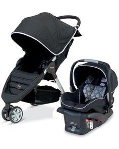 Britax Stroller & Car Seat. #britaxmafia #aintnopartylikeabritaxparty