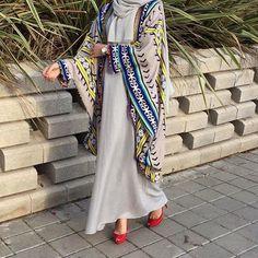 "1,589 Likes, 16 Comments - Saris HH (@saris_hh) on Instagram: ""Abaya @abayabuth ❤️ Bag @bershkacollection Pants @mango Shirt @hm #abayainspo#hijabfashion"""
