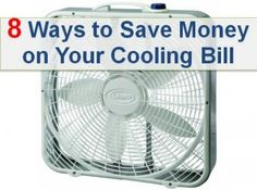 8 EASY Ways to Save Money on Your Cooling Bill Without Breaking the Bank!