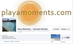 Playamoments.com  #Social Media