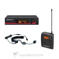 Sennheiser Headset System 566-608mhz - EW152-G3-G-U