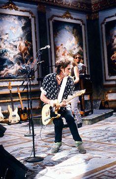 Keith Richards 1988