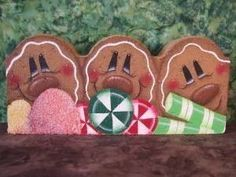 Decorative Painting Packet 8001 I Want Candy by OilCreekOriginals, $7.95