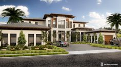 Our new design for The Enclave at Coral Ridge Country Club South Florida South Florida, Modern Architecture, Coral, Club, Mansions, Country, House Styles, Design, Home Decor