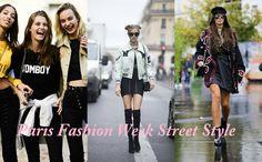 To Read with Tea.: Paris Fashion Week Street Style