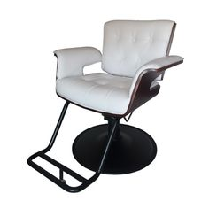 Styling Chair - 31 inches - The Styling chair is a modern take on an iconic American chair: the Eames Lounge Chair. Nail Salon Furniture, Furniture Design, Spa Chair, Eames, Icon Design, Lounge, Pedicure, Modern, Shop