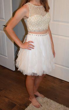 0d958d869d20 H60 Two Pieces Pretty Short/Mini Homecoming dress ,A-Line Homecoming Dresses,Graduation  Dress,Homecoming dress short