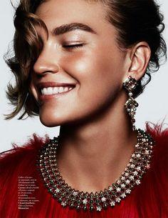 Visages découverts (Vogue Paris)