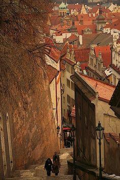 Prague... Must do!