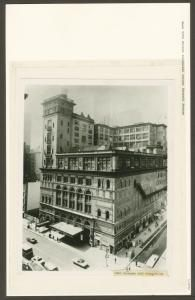 Carnegie Hall, 1980–81. 57th Street. NYPL.