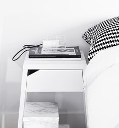 The long lost nightstand Ikea Selje