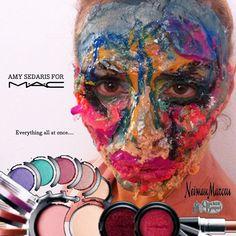 amy sedaris for mac cosmetics